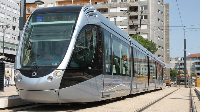 toulouse tramway
